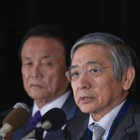BOJ to hold talks on reducing fiscal 2017 inflation estimate