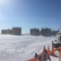 Alaska North Slope oil well leaking gas gets plugged