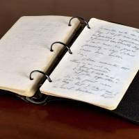 Diary JFK kept as postwar Europe journalist fetches $718,000