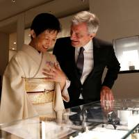 New Ginza Six shopping complex opens in Tokyo's high-end fashion hub