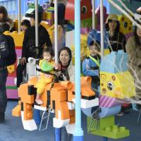 Japan's first outdoor Legoland park opens in Nagoya
