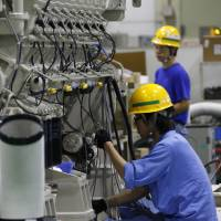 Automated factories can't solve Japan's productivity paradox