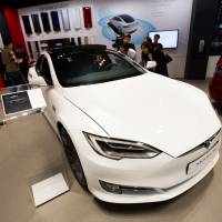 Tesla tops Ford to become second-largest U.S. automaker