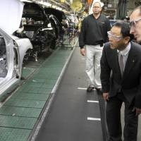 Toyota announces $1.33 billion investment in Kentucky plant, adds plug at Trump's request