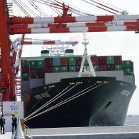 Japan logged first trade surplus in six years in fiscal 2016 at ¥4 trillion