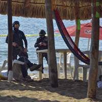 Clandestine graves with at least six bodies found in Acapulco
