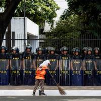 Human Rights Watch official says Southeast Asian leaders steering away from democracy