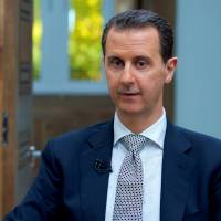 Assad now calls sarin attack '100% fabrication' and pretext for U.S. action