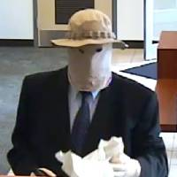 FBI arrests suspected serial bank robber known as the 'Straw Hat Bandit'