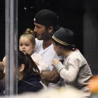 Beckham daughter gets brand protection at age 5