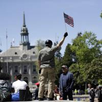 Police presence boosted in Berkeley ahead of rightist rally over canceled Coulter talk