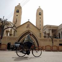 Egypt boosts security outside Coptic churches ahead of Easter