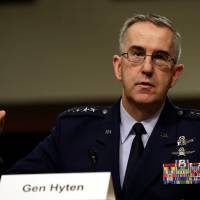 'No defense' against multiple Russian cruise missiles: U.S. general