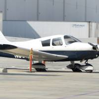 Pilot lands small plane in LA parking lot, is arrested for flying while intoxicated