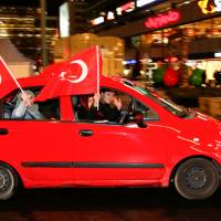 Western leaders cautious on Erdogan's thin win, expanded powers