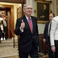 GOP Senate leader McConnell takes 'nuclear option' for vote on Gorsuch after filibuster fails