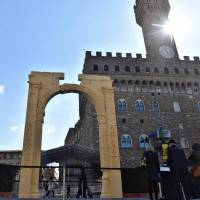 Italy wins G-7 backing for U.N. peacekeeping force for culture