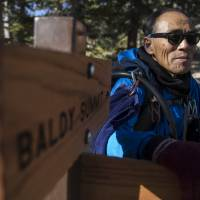 Veteran hiker, 78, found dead on California peak he'd scaled over 700 times