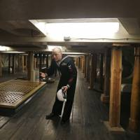 'Old Ironsides' set to be put back in Boston waters after latest restoration
