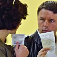 Former Prime Minister Renzi predicted to take first place in Italian Democratic Party's election