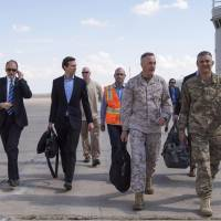 Nepotism on full display: Kushner and top U.S. brass meet Kurd leaders