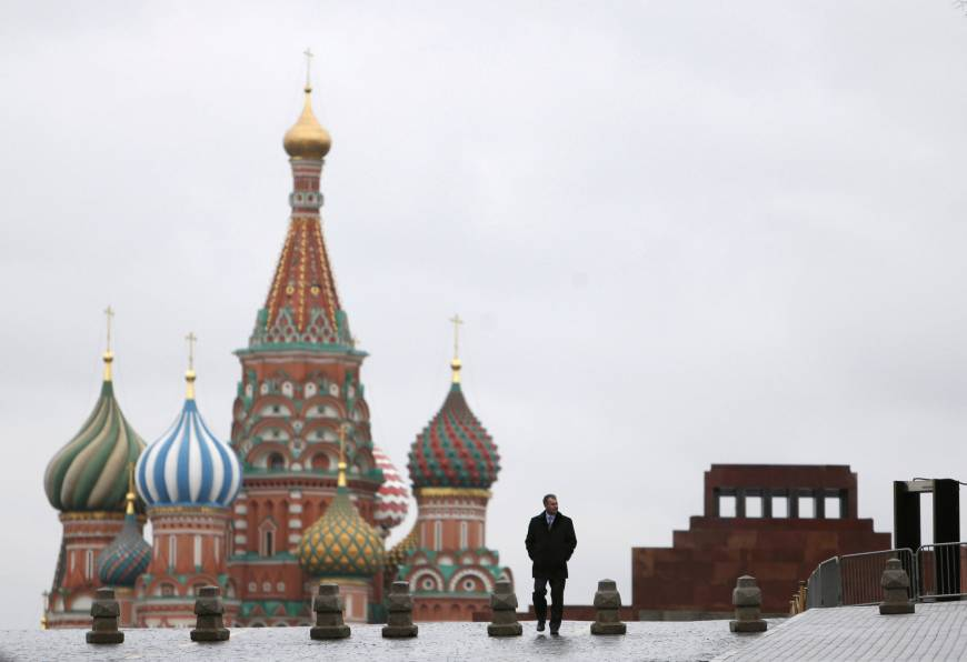 Goodbye Lenin? Russian lawmakers introduce law to get him buried