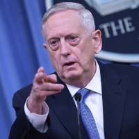 U.S. defense chief says North Korea 'recklessly tried to provoke'