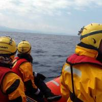 Migrant boat sinks off Greece, claiming at least 16: police