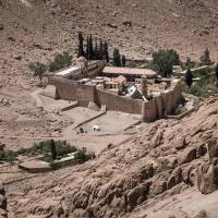 Islamic State takes credit as gunmen kill policeman near Egypt's St. Catherine's Monastery