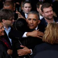 Obama to make first public appearance since leaving White House