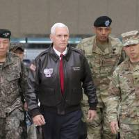 Asia trip thrusts Pence into spotlight as chief Trump emmissary amid lingering questions about U.S. leader