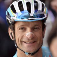 Italian cyclist Scarponi killed in road accident while training