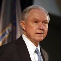 Sessions praises NYPD after 'soft on crime' flap