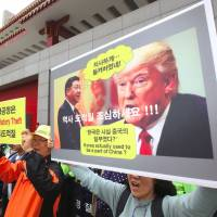 South Koreans outraged after Trump says Xi told him peninsula once was part of China