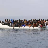 Sicily prosecutor suspects Libya smugglers contacting NGOs to arrange migrant rescues at sea