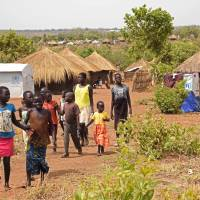 U.N.: Fighting in cholera-hit part of South Sudan forces 100,000 to flee