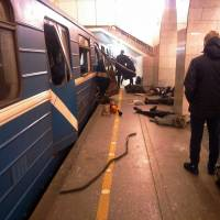 Islamic suicide bomber believed behind subway blast fatal to 11, another explosive in St. Petersburg