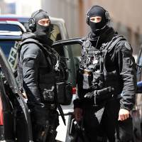 'Radicalized' pair arrested in Marseille with guns, bomb-making materials ahead of election
