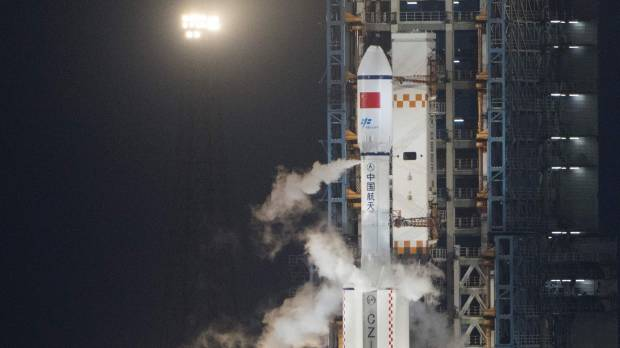China launches first unmanned cargo carrier on mission to space station