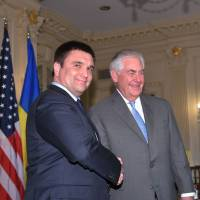 Russia's actions in Ukraine 'obstacle' to improved ties with U.S.: Tillerson