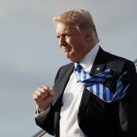 Trump reversals on China, NATO, Syria and Russia seen reflecting learning curve