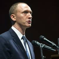 Trump campaign adviser met with Russian intelligence operative