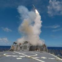 Trump orders Navy to fire 60 cruise missiles at Syria base believed behind gas attack