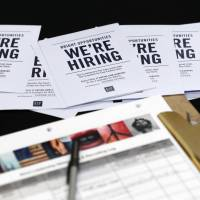 U.S. unemployment rate near 10-year low, but job creation falters
