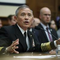 White House briefs Senate on North Korea threat as THAAD system is installed
