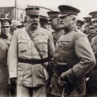 When America joined WWI and became a global power