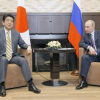 Abe to visit Russia at end of April, former lawmaker says