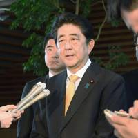 Abe, Trump reconfirm commitment on North Korea