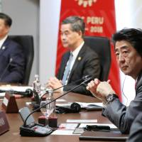 High-level diplomatic talks likely to explore Abe-Xi summit, strategy on North Korea