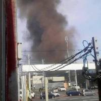 Six injured in iron factory blast in Hokkaido